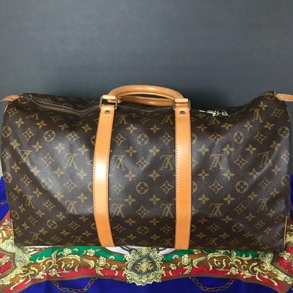 0aa3a6fa682 Louis Vuitton Handbags - 🔴MAJOR SALE🔴 LOUIS VUITTON • KEEPALL 50